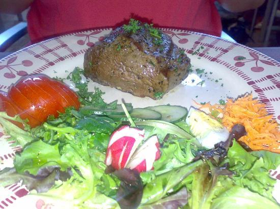 Tourtour, Francja: Filet de Boeuf
