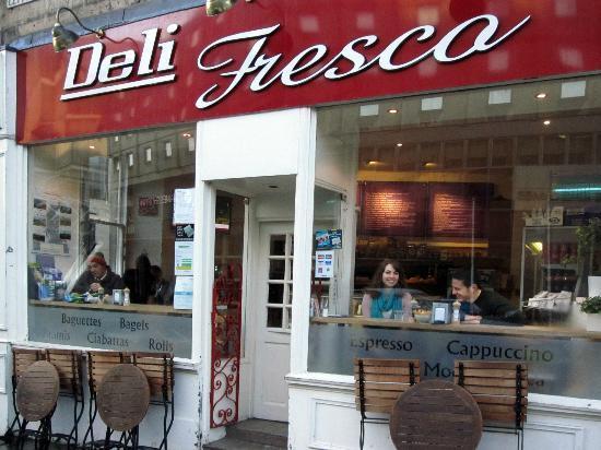 Deli Fresco Edinburgh Broughton Calton Restaurant Bewertungen Telefonnummer Fotos