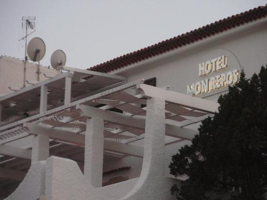 Hotel Mon Repos Hermitage: .