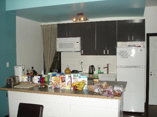 Downtown Home Inn: Frühstücksbuffet