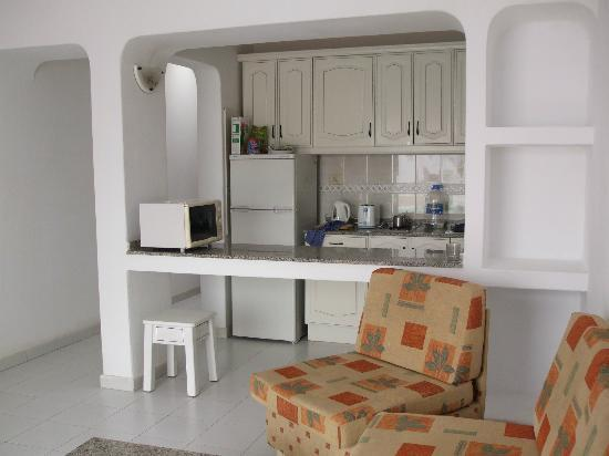 La Laguneta Apartments: Kitchen