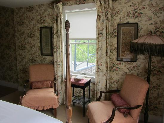 Bradley Inn: Room