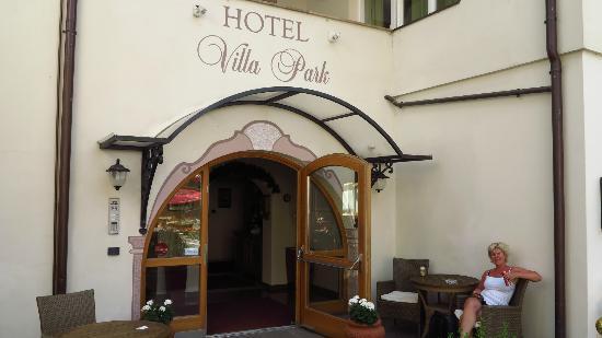 Hotel Garni Villa Park