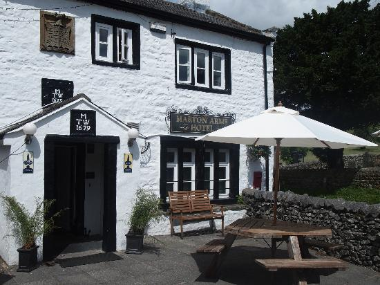 Photo of Marton Arms Hotel Ingleton