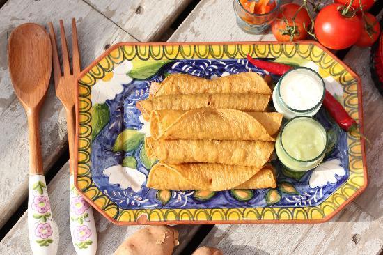Taco Paco : Tacos Dorados