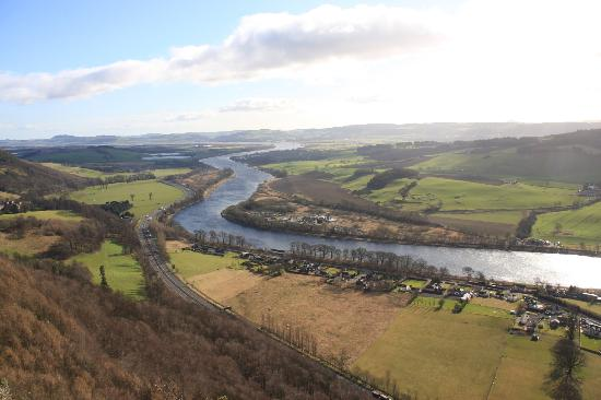 Scotia Bed and Breakfast: Kinnoull Hill