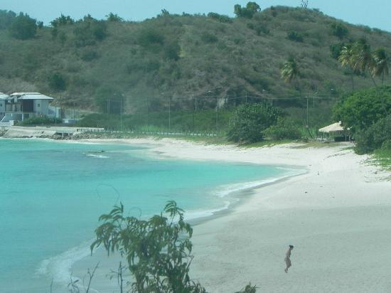 Luxury Safari Antigua: Beach stop!