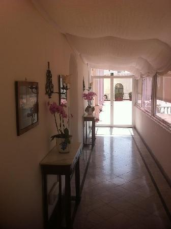 Grand Hotel Quisisana: to the rooms