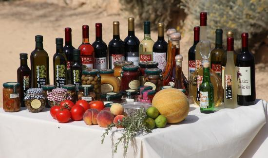 Ta' Mena Typical Gozitan Food and Wine