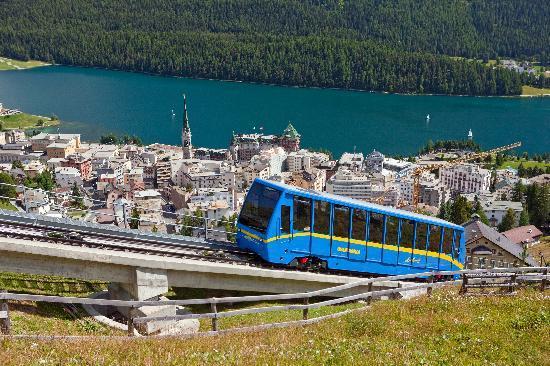 Hotels In St Moritz Near Train Station