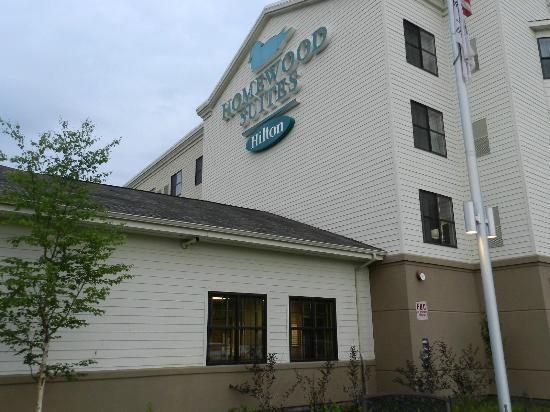Homewood Suites by Hilton Anchorage: Homewood Suites in Anchorage