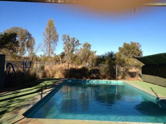 Kings Creek Station: Pool