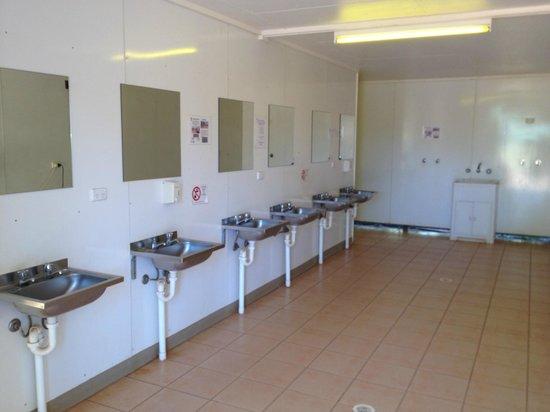 Kings Creek Station: Women's Restroom