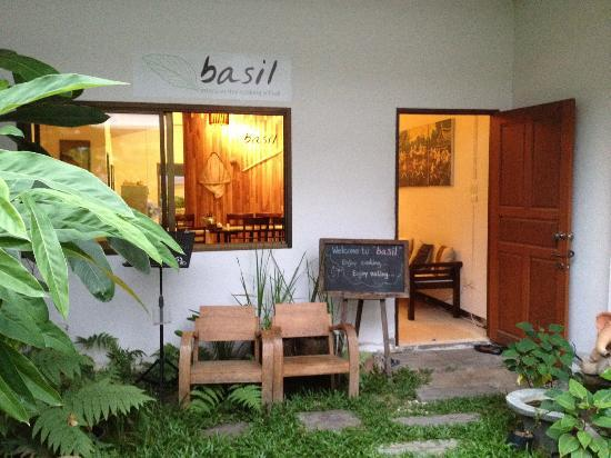 Basil Cookery School