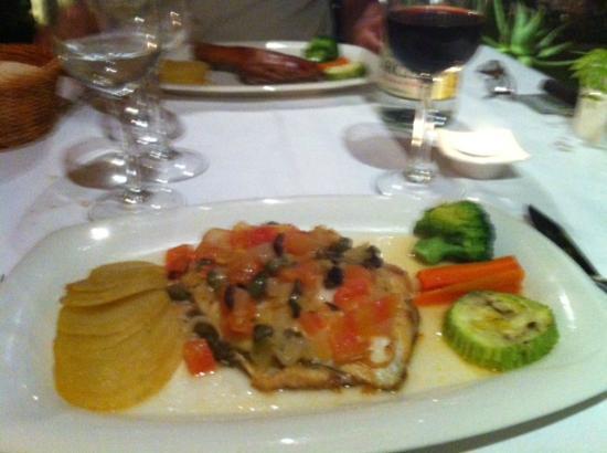 C'an Olga: pesce san Pietro