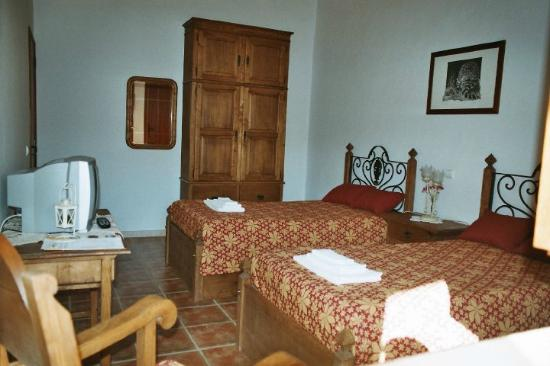 Quinta Pero Vicente: 'Rosmaninho' room