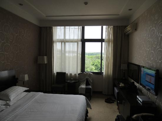 Guangzhou University Business Hotel : Room