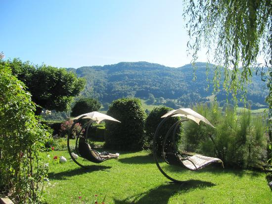Hotel Taillard : jardin botanique