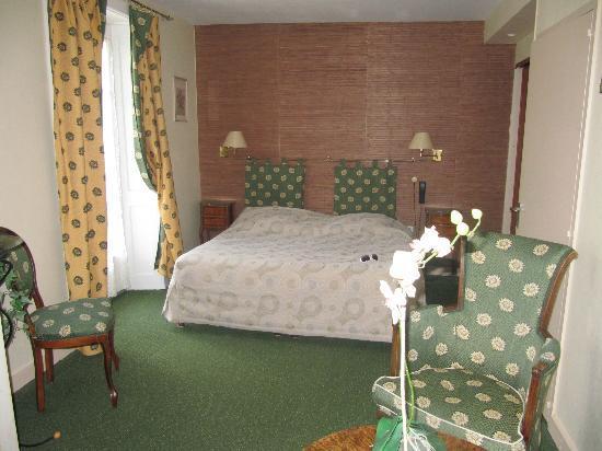 Hotel Taillard : chambre