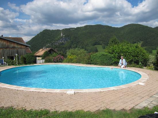 Hotel Taillard : piscine