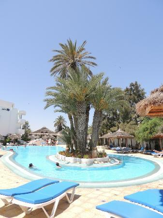 Fiesta Beach Club Djerba: piscine