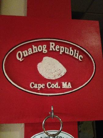 Quahog Republic Dive Bar: Quahog Republic