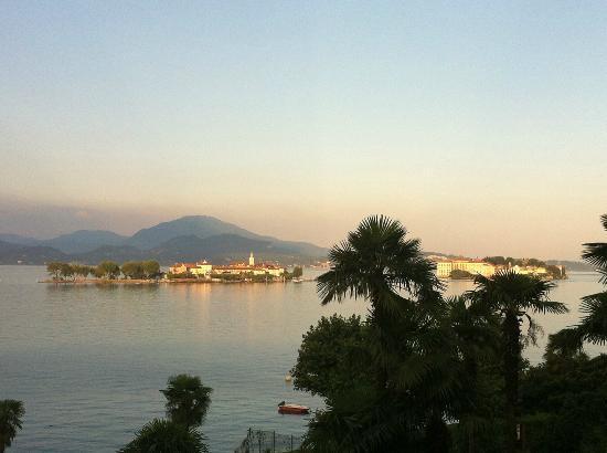 Lido Palace Hotel: Terrace