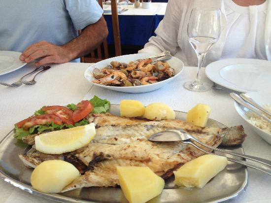 Adraga: best for fresh fish