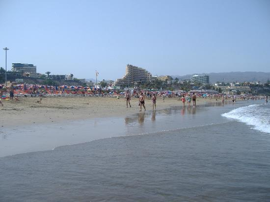 IFA Dunamar Hotel: view of hotel from beach