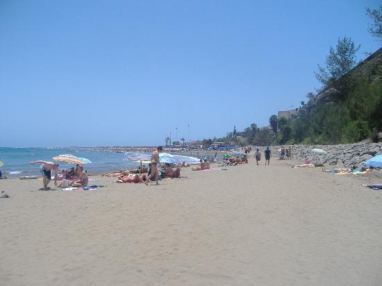 IFA Dunamar Hotel: beach 2 mins away