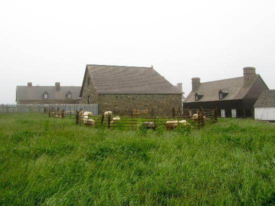 Louisbourg, كندا: Fortress of Louisbourg