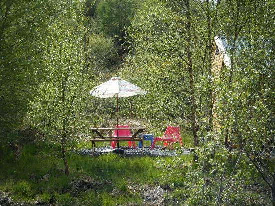 Donegal Town, Irland: Happy Glamping, Eco Campsite, Donegal - Join us on Facebook