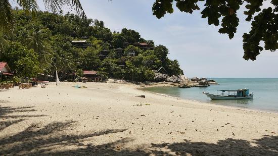 Mai Pen Rai Bungalows: Beach