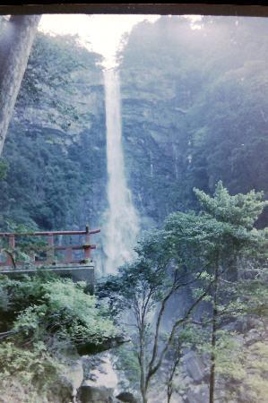 Nachikatsura-cho, Japan: 圧倒される落差