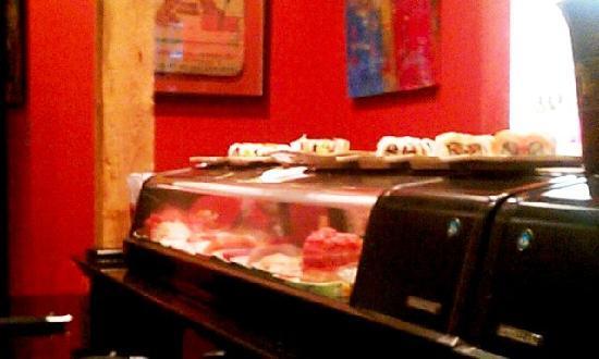 Takosushi: Sushi bar
