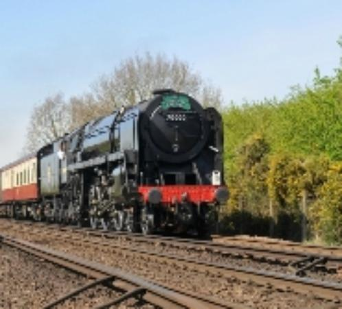 Steam Dreams - The Cathedrals Express