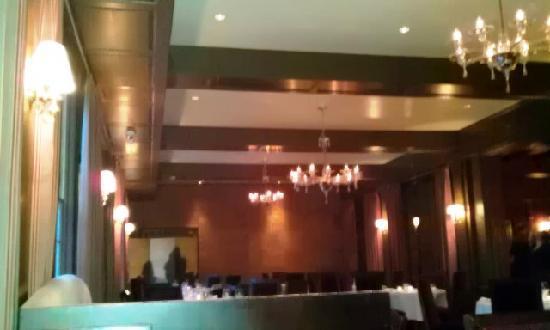 The Willcox Restaurant: Restaurant
