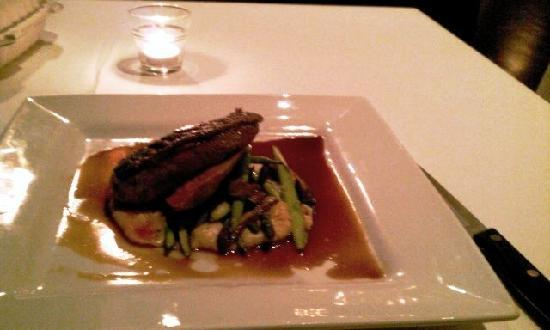 The Willcox Restaurant: Duck