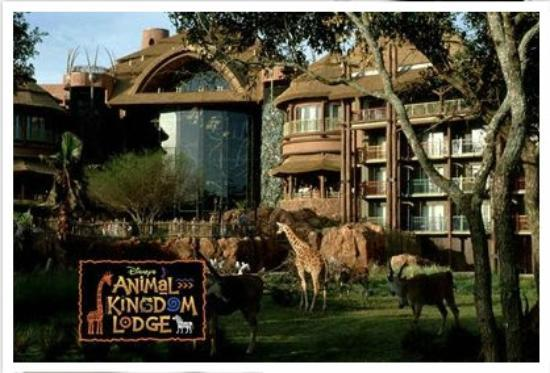 Disney's Animal Kingdom Villas - Kidani Village: entrance