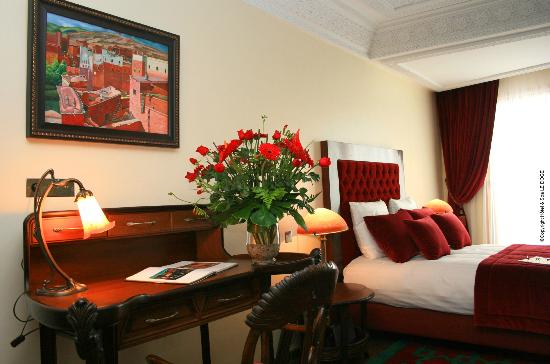Hotel & Spa Le Doge: Suite Passion Majorelle