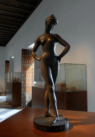 Museo de Cádiz: Gallery in Cadiz museum