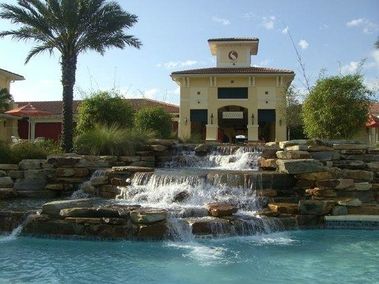 Holiday Inn Club Vacations At Orange Lake Resort: Beautiful Pool Area