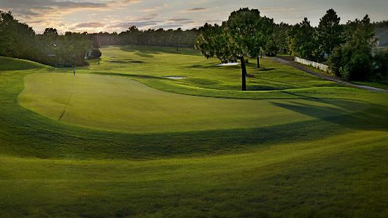 Beau Rivage Golf & Resort: Beau Rivage Golf Course No. 9
