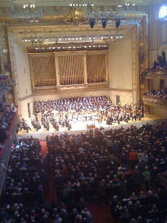 Boston Symphony Orchestra : BSO in Glory