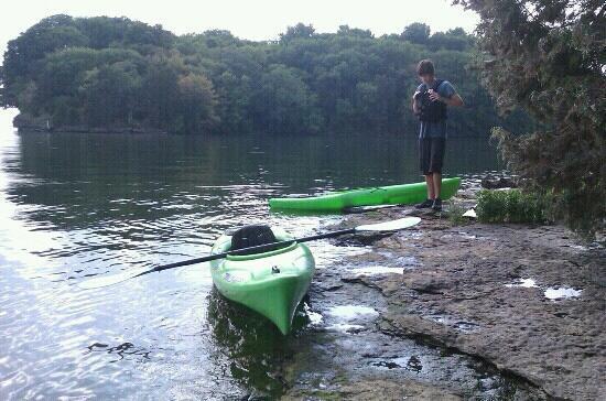 Joe Wheeler State Park: adventure