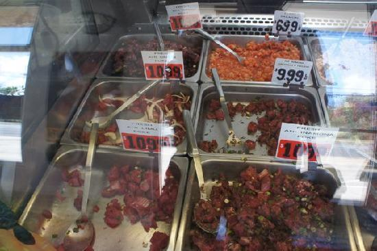The Fish Express : Poke!