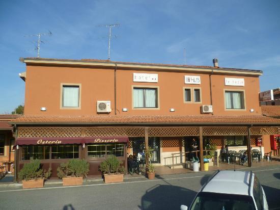 Hotel Le Badie : L'Hotel