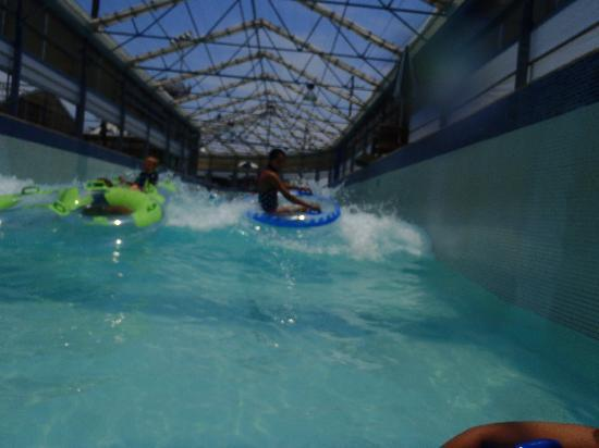 Schlitterbahn Galveston Island Waterpark: Beating the Summer Heat