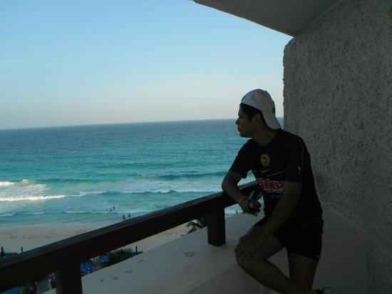 GR Caribe by Solaris: Vista desde el balcon de la habitacion