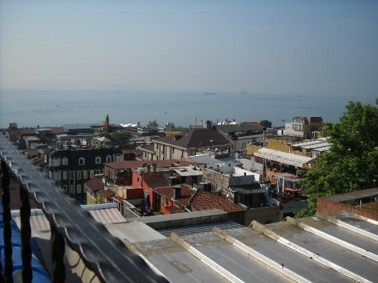 Antique Hostel - Guest House: View from terrace